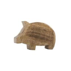 Drewniana świnka mała ib laursen