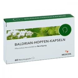 Baldrian hopfen-kapseln