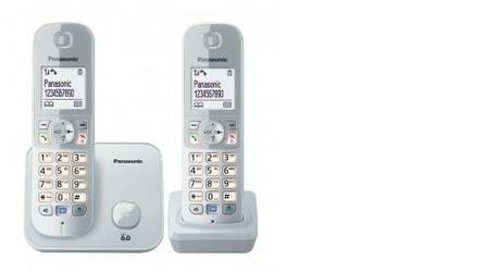 Panasonic KX-TG6812 DectGrey