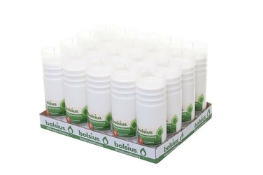 Bolsius, wkład parafinowy do znicza, 4 dni palenia, 20 sztuk