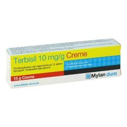 Terbisil 10 mgg creme