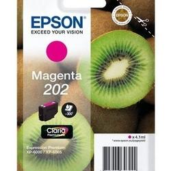 Tusz oryginalny epson 202 c13t02f34010 purpurowy - darmowa dostawa w 24h