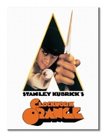A clockwork orange dagger - obraz na płótnie