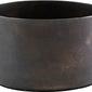 Świecznik na tealight define antyczny brąz 8 cm