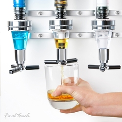 Naścienny Dystrybutor Alkoholu