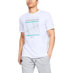 Koszulka męska under armour makes you better - biały