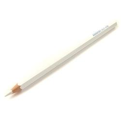 Biała kreda w ołówku