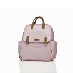 Torba plecak do wózka babymel robyn - dusty pink