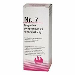 Nr.7 Magnesium phosphoricum D6 spag. Glueckselig