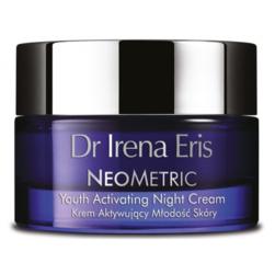 Dr Irena Eris Neometric W krem aktywujący młodość skóry na noc 50ml