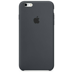 Apple iPhone 6s Silicone Case Charcoal Gray  MKY02ZMA