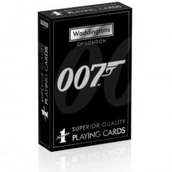 Karty james bond 007