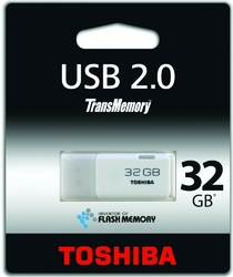 Hayabusa 32gb usb 2.0 biały