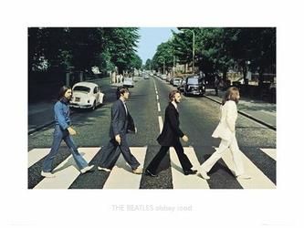 The Beatles Abbey Road - reprodukcja