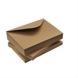 Koperta C6 - brązowy jasny 120 g - brązowy jasny