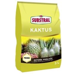Podłoże do kaktusów i sukulentów – 3 l substral