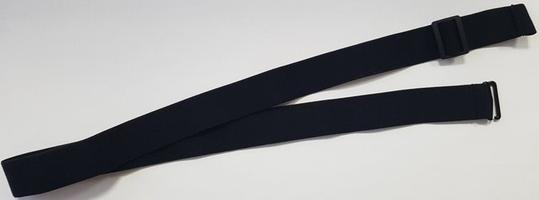 Opaska gumowa do pasa piersiowego fit connect 100 hr