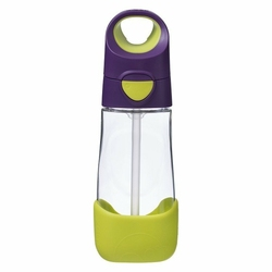 Butelka tritanowa ze słomką 450 ml, Passion Splash, b.box - passion splash