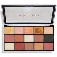 Makeup revolution re-loaded affection paletka połyskujących cieni do powiek