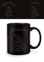 Metallica don't tread on me - kubek z wypełnieniem