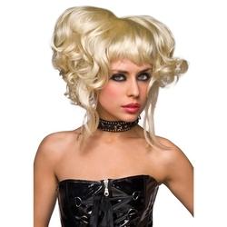 Peruka pleasure wigs - model zuki wig platinum blonde