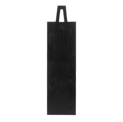 Hkliving deska drewniana czarna rozmiar m abr2209