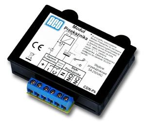 Aco cdn-pk uniwersalny modu przekaźnika, podłączenie zwory. - szybka dostawa lub możliwość odbioru w 39 miastach