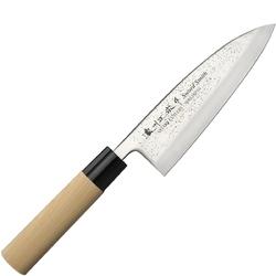 Nóż deba 15,5cm satake nashiji natural 801-430