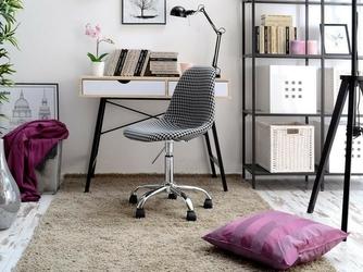 Krzesło obrotowe tunis pepitka