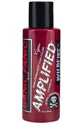 Farba manic panic- semi permanent wildfire red
