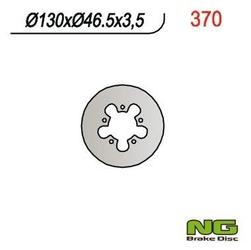 Ng370 tarcza hamulcowa gas gas txt 125-321 130x46x3,5