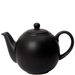 Dzbanek do herbaty London Pottery Globe czarny 0,6 Litra LP-17220180
