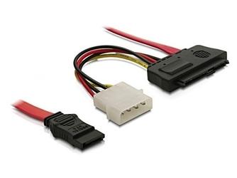Delock kabel sas 29 pin-sata 7 pin 50cm