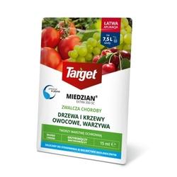 Miedzian extra 350 sc – zwalcza choroby roślin – 15 ml target