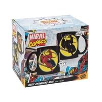 Marvel spider-man iconic issue - magiczny kubek