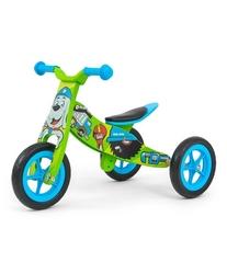 Milly mally look bob drewniany rowerek biegowy 2w1 + prezent 3d