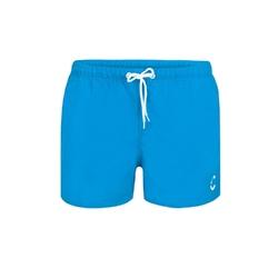 Spodenki krótkie męskie certified ritto swim short - niebieski