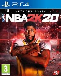 Cenega Gra PS4 NBA 2K20