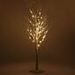 Drzewko świecące 30 led, ciepłe białe, brzoza