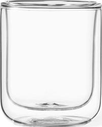 Szklanka z podwójnymi ściankami Classic 2 szt. 100 ml