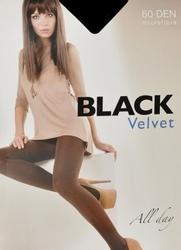 Egeo black velvet 60 den rajstopy