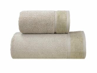 Ręcznik SOFT Greno beżowy - beżowy