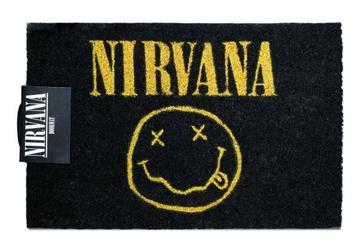 Nirvana Smiley - wycieraczka