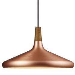 Design for the people :: lampa wisząca float miedziana śr. 39 cm