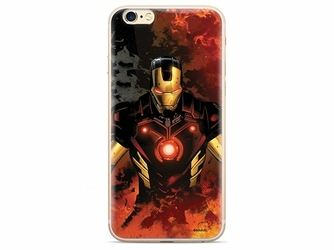 Etui z nadrukiem Marvel Iron Man 003 Huawei Mate 20 Lite