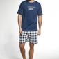 Piżama męska cornette 32674 california jeans