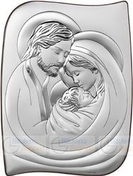 Obrazek BC64662X Święta Rodzina 9,6 x 13 cm