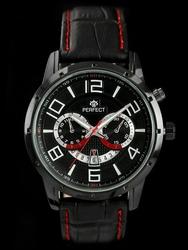 Zegarek meski PERFECT VAINAMO zp128a - blackred