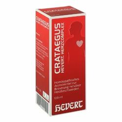 Crataegus Hevert Herzcomplex Tropfen