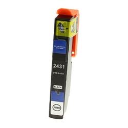 Tusz Zamiennik T2431 do Epson C13T24314010 Czarny - DARMOWA DOSTAWA w 24h